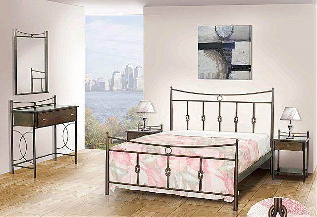 Κρεβάτι μεταλλικό Sofa And Style Νο 32-Νο 32