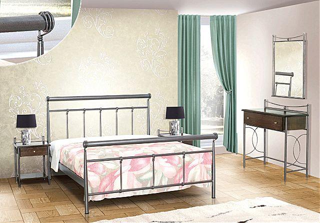 Κρεβάτι μεταλλικό Sofa And Style Νο 33-Νο 33
