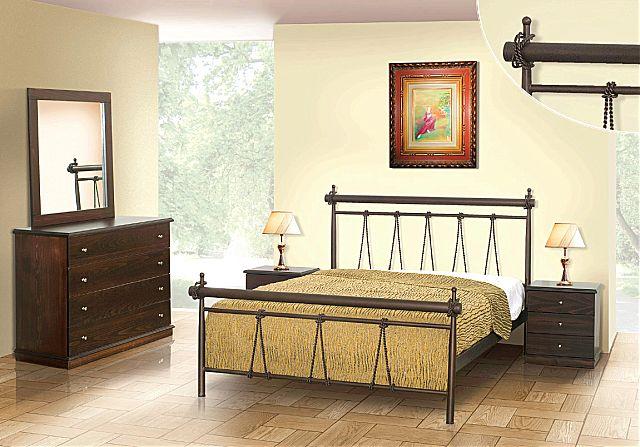 Κρεβάτι μεταλλικό Sofa And Style No 34-No 34