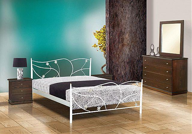 Κρεβάτι μεταλλικό Sofa And Style No 38-No 38
