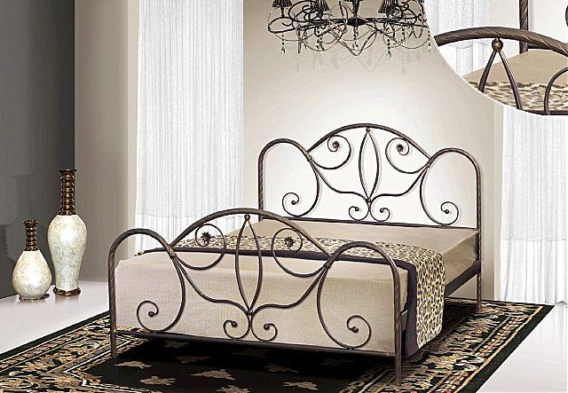 Κρεβάτι μεταλλικό Sofa And Style No 51-No 51