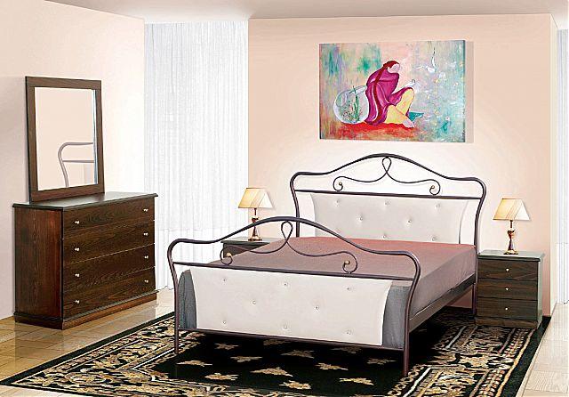 Κρεβάτι μεταλλικό Sofa And Style No 52-No 52