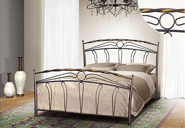Κρεβάτι μεταλλικό Sofa And Style No 54-No 54
