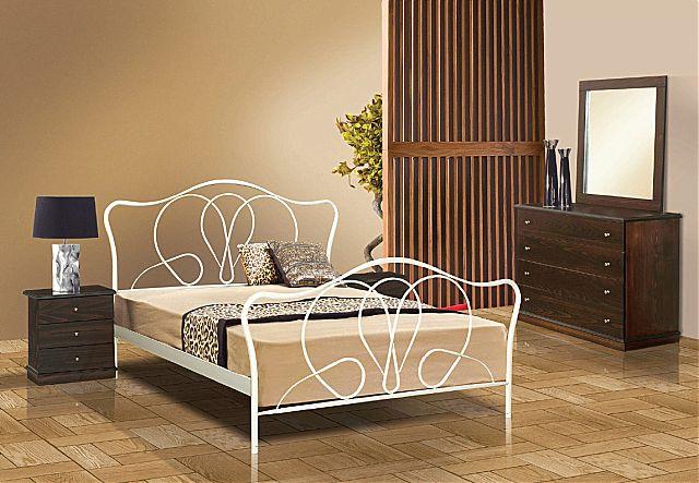 Κρεβάτι μεταλλικό Sofa And Style No 55-No 55