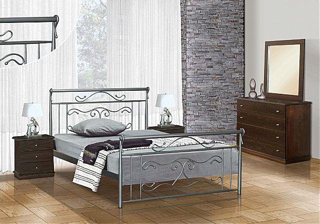 Κρεβάτι μεταλλικό Sofa And Style No 57-No 57