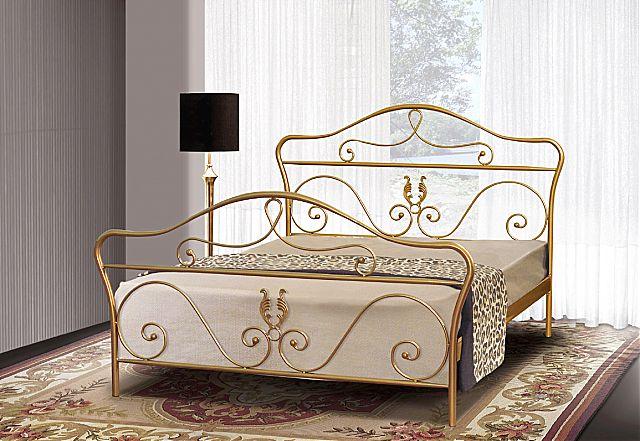 Κρεβάτι μεταλλικό Sofa And Style No 58-No 58