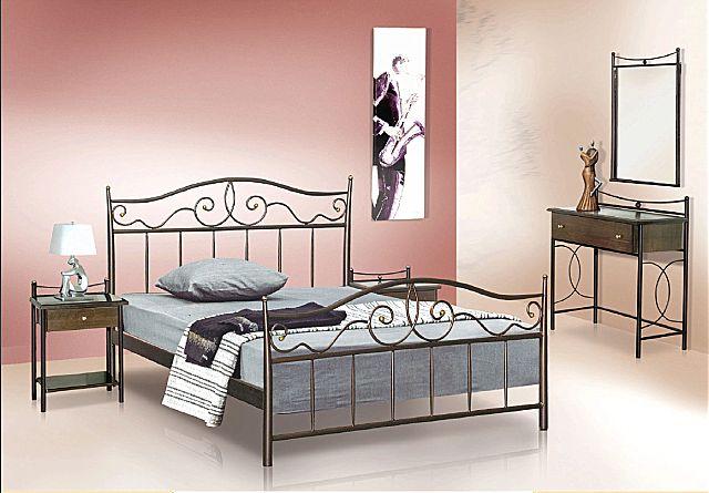 Κρεβάτι μεταλλικό Sofa And Style No 60-No 60