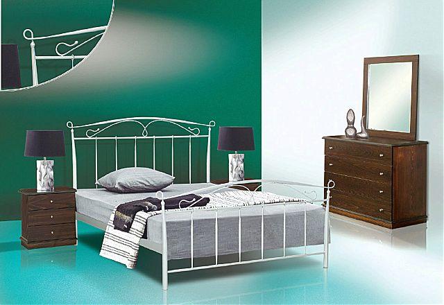 Κρεβάτι μεταλλικό Sofa And Style No 61-No 61