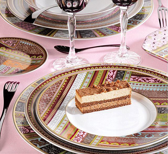 Σερβίτσιο πιάτων-φαγητού Phillipe Deshoulieres Ispahan-Ispahan