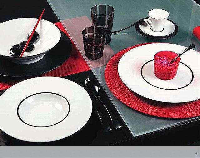 Σερβίτσιο πιάτων-φαγητού Phillipe Deshoulieres Afine & Woks-Afine & Woks