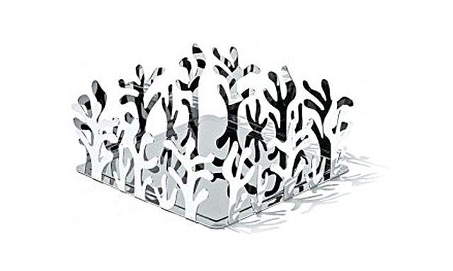Θήκη χαρτοπετσέτας Alessi Mediterraneo-ESI18