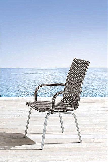 Καρέκλα κήπου Roberti Rattan Samba-Samba