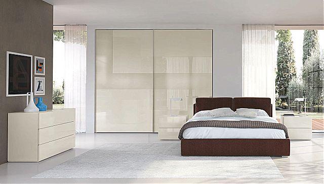 Κρεβάτι επενδυμένο Spar Arreda Lineup-Up