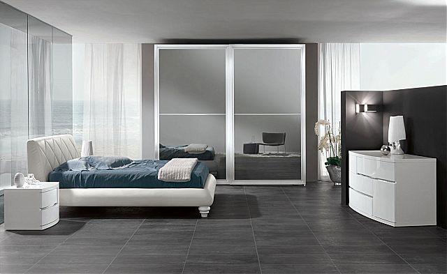 Κρεβάτι επενδυμένο Spar Arreda Pacifico-Rondo