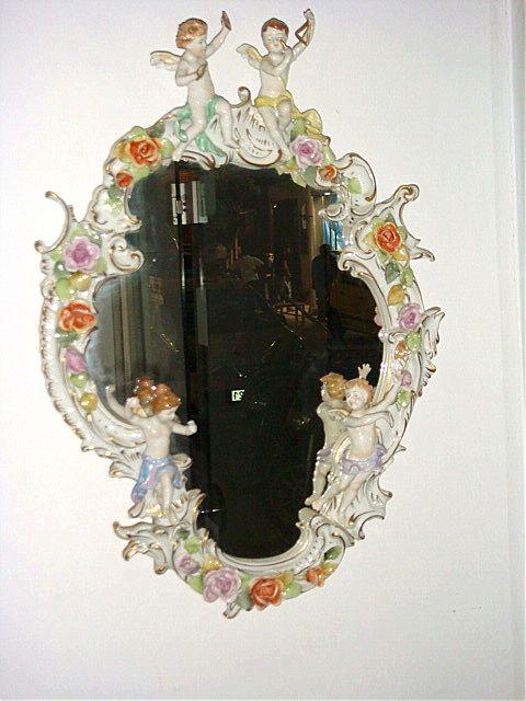 Καθρέφτης Plaue porzellan Manufaktur 1193-1193