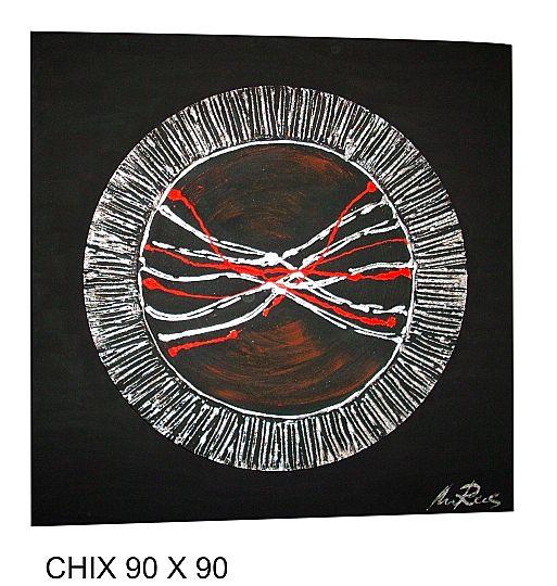 Πίνακας ζωγραφικής Gallerista by Repanis Chix -Chix