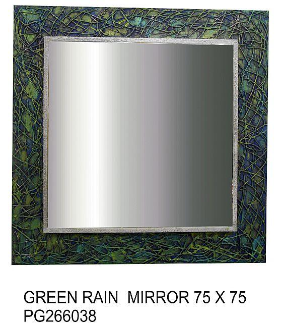 Καθρέφτης Gallerista by Repanis Green Rain-Green Rain