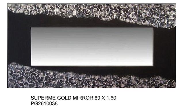 Καθρέφτης Gallerista by Repanis Superme Gold Mirror-Superme Gold Mirror