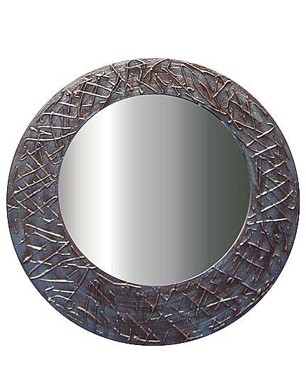 Καθρέφτης Gallerista by Repanis Round Mirror Line Asim-Round Mirror Line Asim