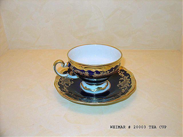 Φλυτζάνι / Κούπα Weimar 20003-20003