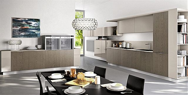 Κουζίνα μοντέρνα Arredo3 Asia-Asia 3