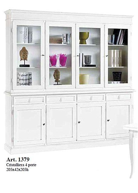 Κρυσταλιέρα/Βιτρίνα Sofa And Style Art 1379-Art 1379