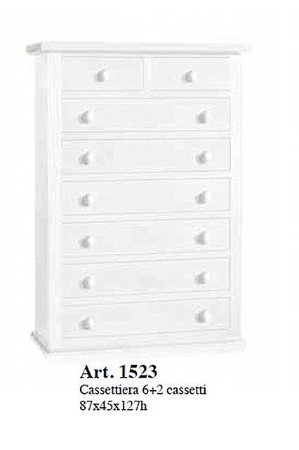 Συρταριέρα κρεβατοκάμαρας Sofa And Style Αrt 1523-Αrt 1523