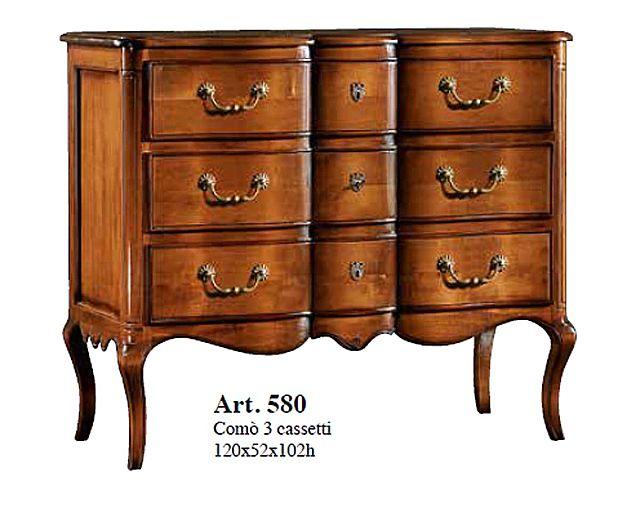 Συρταριέρα κρεβατοκάμαρας Sofa And Style Art 580-Art 580