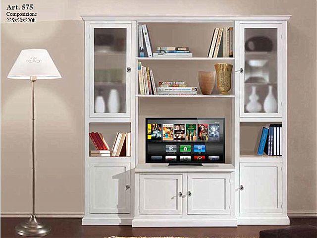 Συνθέση τοίχου σαλονιού Sofa And Style Αrt 575-Αrt 575