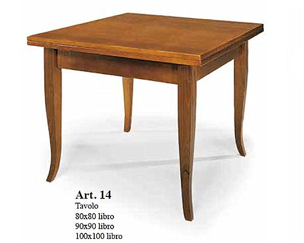 Τραπέζι κουζίνας Sofa And Style Art 14-Art 14