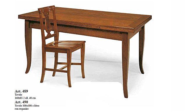 Τραπέζι κουζίνας Sofa And Style Art 489-Art 489
