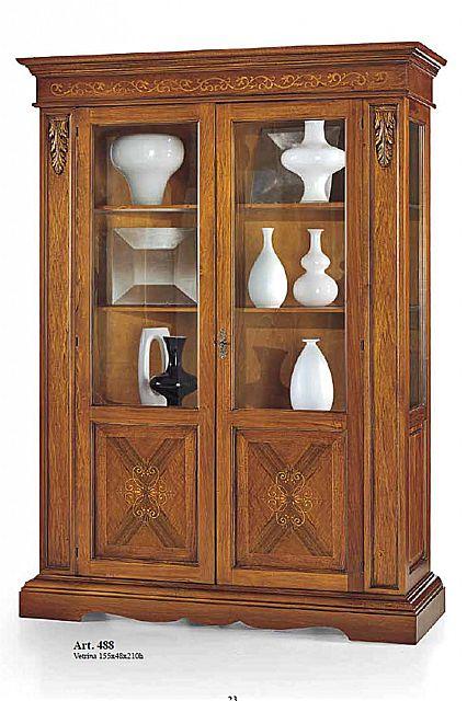 Κρυσταλιέρα/Βιτρίνα Sofa And Style Art 488-Art 488