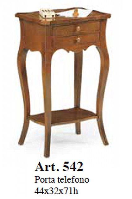 Τραπεζάκι βοηθητικό Sofa And Style Art 542-Art 542