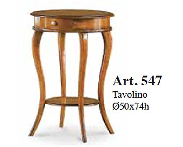 Τραπεζάκι βοηθητικό Sofa And Style Art 547-Art 547