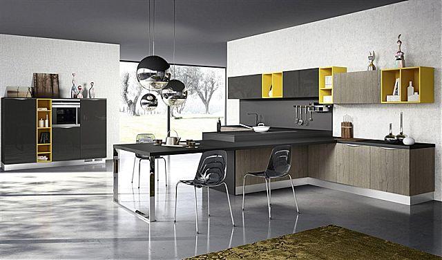 Κουζίνα μοντέρνα Arredo3 Duna-Duna 2