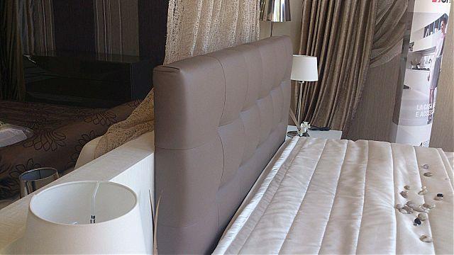 Κρεβάτι επενδυμένο Sofa And Style Capri-Capri