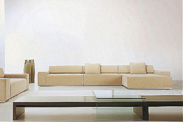 Καναπές γωνιακός Koo International Longue-Longue