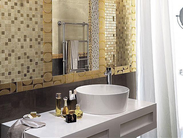 Ψηφίδα μπάνιου Fap Ceramiche Evoque-Evoque mosaico