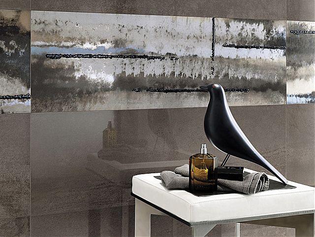 Πλακάκι μπάνιου Fap Ceramiche Evoque -Evoque Acciaio Mosaico Inserto mix