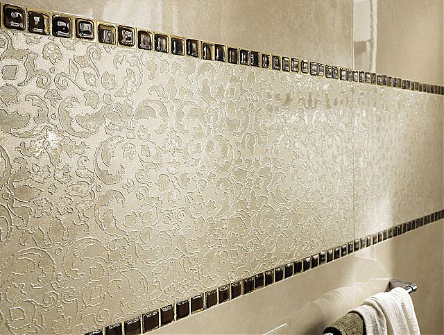 Λιστέλο/Μπορντούρα μπάνιου Fap Ceramiche Evoque-Evoque Gioiello  Listello   Mosaico