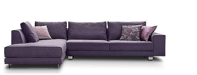 Καναπές γωνιακός Sofa And Style Lui-Lui