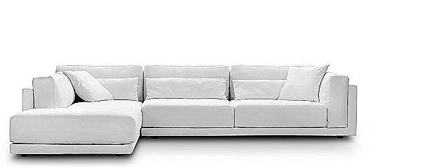 Καναπές γωνιακός Sofa di Rodi  Mate-Mate