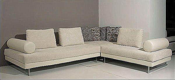 Καναπές γωνιακός Armeniakos Silver-Roll-Silver-Roll