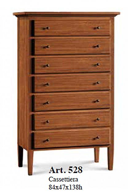 Συρταριέρα κρεβατοκάμαρας Sofa And Style Αrt 528-Art 528