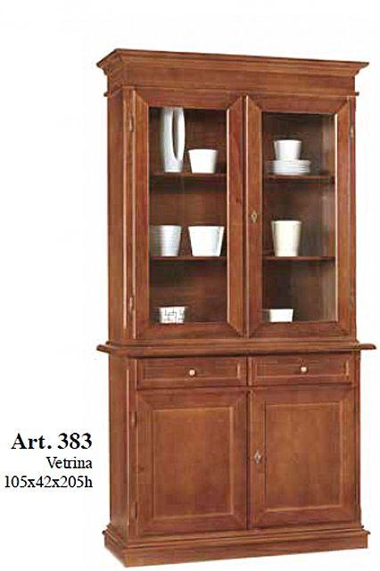Κρυσταλιέρα/Βιτρίνα Sofa And Style Art 383-Art 383