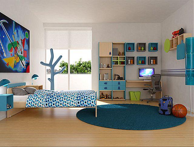 Παιδικό-Εφηβικό δωμάτιο alfaset Frondo-Frondo 1