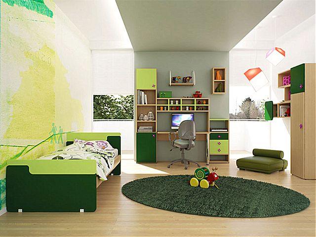 Παιδικό-Εφηβικό δωμάτιο alfaset Palmosh-Palmosh 1