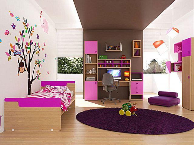Παιδικό-Εφηβικό δωμάτιο alfaset Palmosh-Palmosh 2