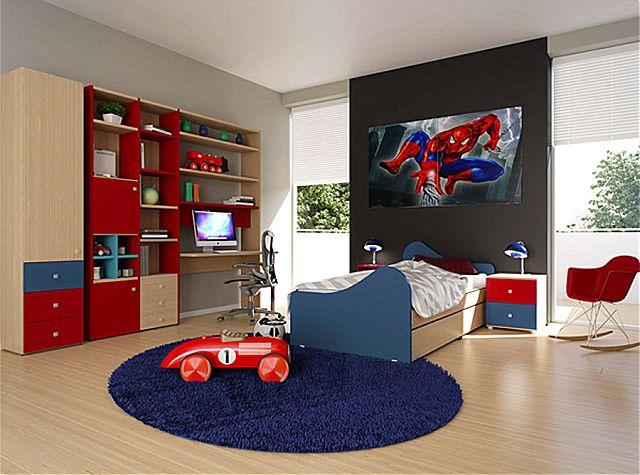 Παιδικό-Εφηβικό δωμάτιο alfaset Surf-Surf 1
