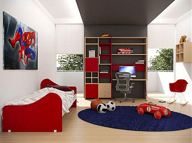Παιδικό-Εφηβικό δωμάτιο alfaset Surf-Surf 2